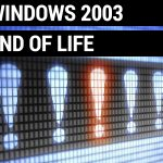 1 in 3 Businesses plan to run Windows 2003 after End Of Life (EOL)