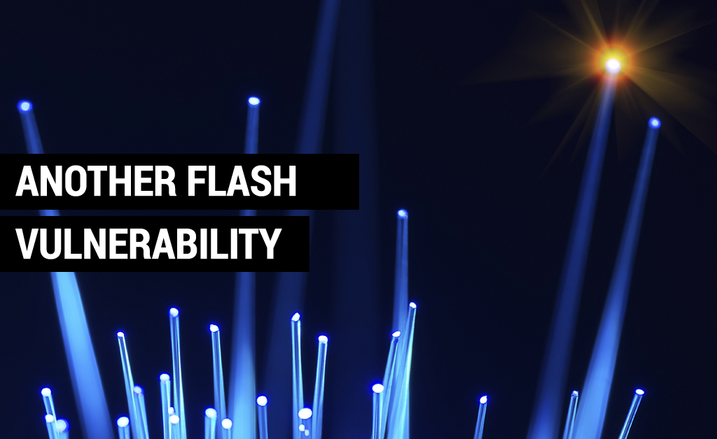 Flash vulnerability