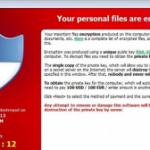 How to defend against Ransomware