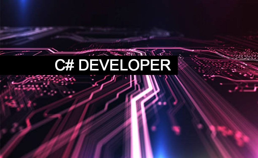 C# Developer required
