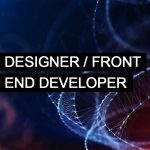 Designer / Front End Developer