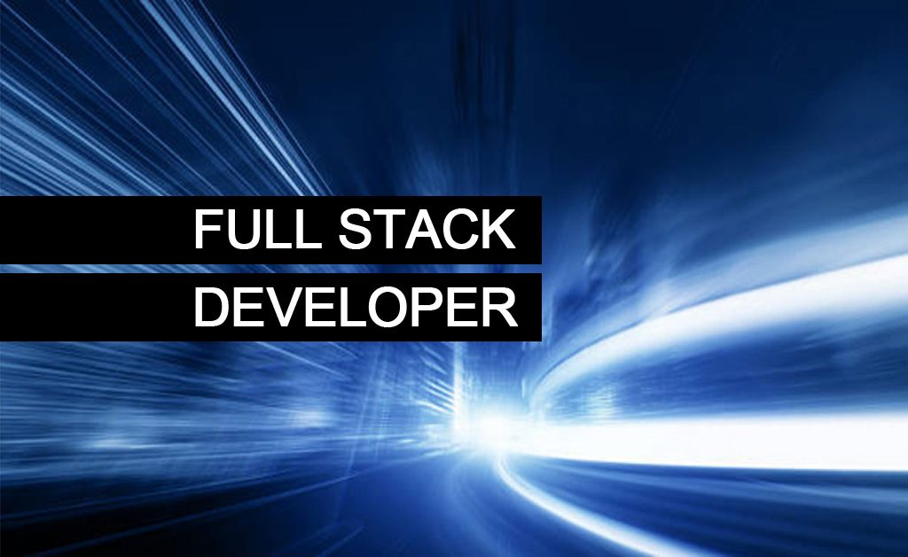 Full Stack Developer required