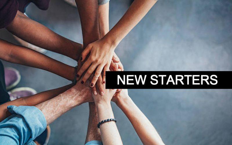 New Starters